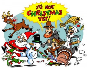 Image courtesy of No Christmas Before Thanksgiving on Facebook